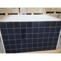 China 310W Polycrystalline Stock Solar Panels With Anodized Aluminum Alloy Frame wholesale
