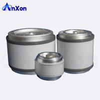 China AnXon CKT300/20/100 20KV 30KV 300PF 100A CKT Fixed Vacuum capacitor wholesale