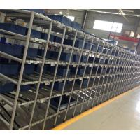 China Storage Rack 6063 - T5 Aluminum Pipe Rack Pipe Joint Argentate ODM OEM wholesale