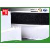 China Self adhesive nylon hook and loop fastener tape Hot melt glue backing wholesale