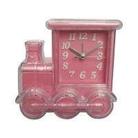 China train shape alarm clock for home decoration wholesale