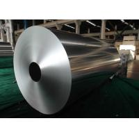 Quality Aluminium Foil for neck lable 8011 O with enough elongation one sdie bright for sale