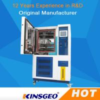 China Programmable Temperature Humidity Test Chamber For Different Meterial wholesale
