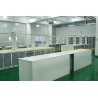 Quality Epoxy resin chemical resistance laboratory bench top / laboratory workbench for sale