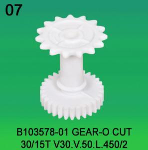 China B103578-01 GEAR O-CUT TEETH-30/15 FOR NORITSU qsfV30,V50,V100 minilab wholesale