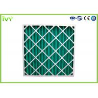 Fireproof Coarse Primary Air Filter High Safety Utilizing In Apyrous Prefilter