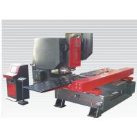 China High speed hydraulic CNC plate punching machine / equipment with LCD computer control wholesale