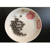 China High Polished Mini Hardened Steel Balls / Stainless Steel Grinding Balls on sale