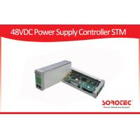 China LCD Display 48V DC Power Supply System Controller STM Ethernet RS232 Interface wholesale