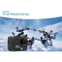 China Portable HD 1080P Wifi Action Sports Camera , Digital Video Camcorder for Surfing / Skydiving wholesale