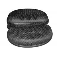 Quality EVA Plate Mens Sunglasses Case / Hard Cool Glasses Case With Grid Nylon Surface for sale