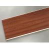 China Eco Friendly PVC Wood Plastic Laminate Panels Flat Shape 250 × 8mm × 5.95m wholesale