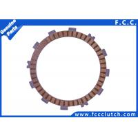 China FCC Genuine Motorcycle Clutch Friction Plates For Honda CRF450R 22201-MEB-670 on sale