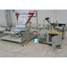 China Folding Plastic Shopping Bag Making Machine 60 M/Min 2600×3000×1400 Mm wholesale