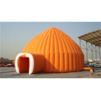 China Custom Shape Kids Blow Up Bounce House , Inflatable Kids Tent With Slide Combo wholesale