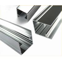 Length Customized Polished Aluminium Profile Extrusion For Doors / Windows