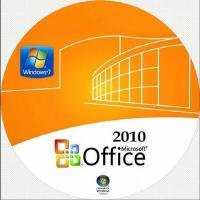 China Full version Microsoft Office 2010 Professional Retail Box , office computer software wholesale