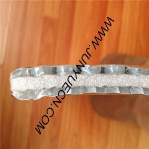 China Aluminum foil bubble foam  heat insulation 10mm,1.2x12.5m ,silver color wholesale