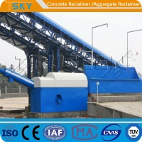 China THST20 Small Space 7KW 20tph Concrete Separator wholesale