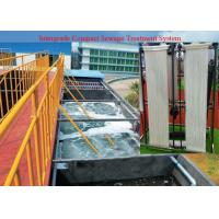 China Sewage Treatment Plant / MBR Wastewater Treatment System For Industrial And Municipal on sale