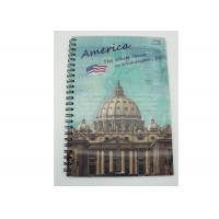 China Custom A4 Size Lenticular Notebook wholesale