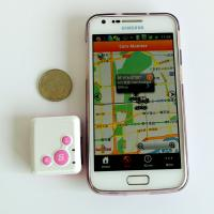 Quality Mini GSM GPS Tracker Child Kids Elderly SOS Emergent Help Communicator Sender W/ for sale