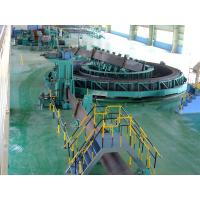 China Reliable Safe Spiral Accumulator 50 * 2000mm Coil Width For Forming Machine wholesale