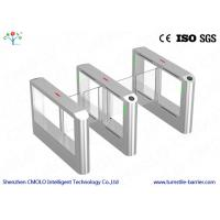China Optical Auto High Speed Gate Turnstile For Airport / Bus Station on sale