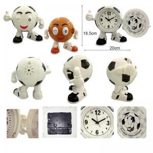 China Football and Basketball Shape Alarm Clock wholesale