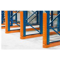 China Industrial Warehouse Drive In Pallet Rack For High Density Storage wholesale