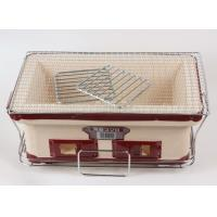 China Best Quality Portable Japanese Charcoal ceramic Barbecue Grills wholesale