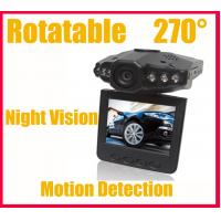 "China HD 720P 2.5"" LCD Car DVR Camera Driving Video Recorder Accident W/ 6pcs IR Night Vision wholesale"