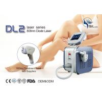 Buy cheap 808nm Diode Laser Hair Removal Machine , Permanent Hair Removing Machine from wholesalers