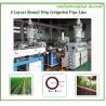Buy cheap Round Drip Irrigation Pipe Punching Machine/16mm Drip Irrigation tube line product