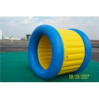 China Floating Project Inflatable Water Games , Inflatable Water Roller CE ROHS Approved wholesale