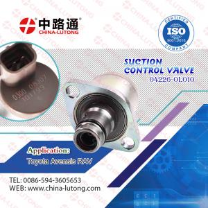 China rav4 suction control valve scv l200 scv valve 1kd ftv wholesale