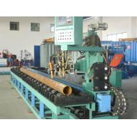 China Roller-bed-type Pipe Plasma Cutting and Beveling Machine wholesale