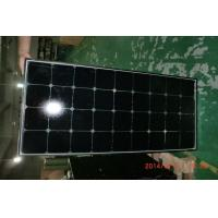 China 115W Residential Most Efficient Solar Panels Waterproof For Solar Energy System CE TUV on sale