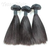China Unprocessed Indian Funmi Virgin Hair With No Shedding No Tangle wholesale
