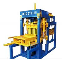 China Hot selling QT3-15 Concrete Block Making Machine with low price wholesale
