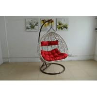 Quality outdoor rattan hanging chair--9711 for sale