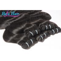 China Grade 5A Body Wave Mongolian Hair Extensions No Shedding Human Hair Wefts wholesale