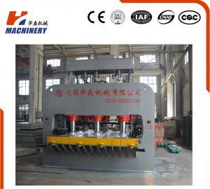 SMC Moulding Hydraulic Wood Press Machine Manufacturer 15kw Power