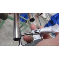China Bright Annealed Stainless Steel Tube,High Precision Cold Rolling,  DIN 17458, EN10216-5 D4/T4 wholesale