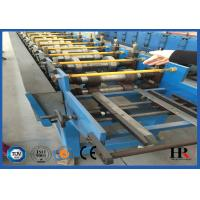 China Window / Door Frames Roll Forming Machine 5.5 KW 380V With PU Foam Insulated wholesale