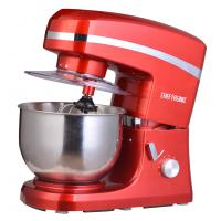 China Large Home Electric Stand Mixer 5 Liters Portable With Overload Protection on sale