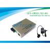 China Single Fiber Media Converter Gigabit 10 / 100 / 1000 Base - FX SM SC 60Km wholesale