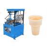 China Industrial Ice Cream Cone Sleeve Machine , Sugar Ice Cream Cup Cone Filling Machine wholesale