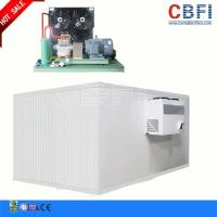 China CBFI VCR220 Blast Chiller Commercial , Air Blast Freezing For Drink / Beer Storage wholesale