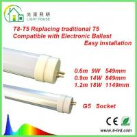 China T8 - T5 LED Tube Replacing Traditional G5 T5 130 LM / W EMC Passed Driver wholesale